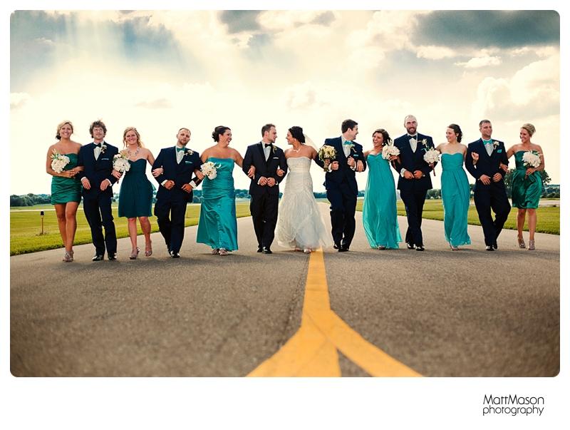 Matt Mason Photography Lake Geneva Wedding Bride Groom Bridal party22