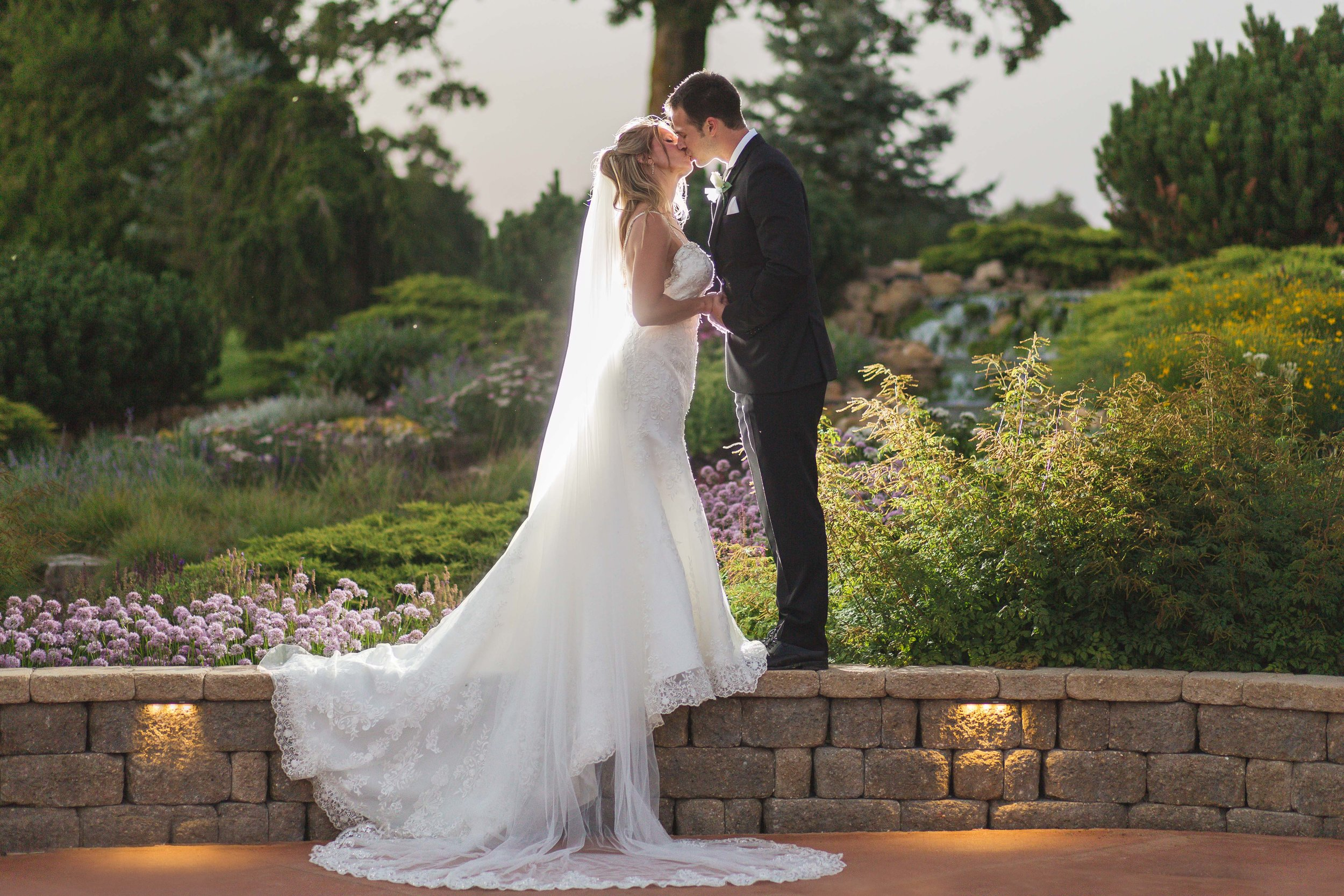 Ashley + Dan at Evergreen Country Club (July 29, 2017)