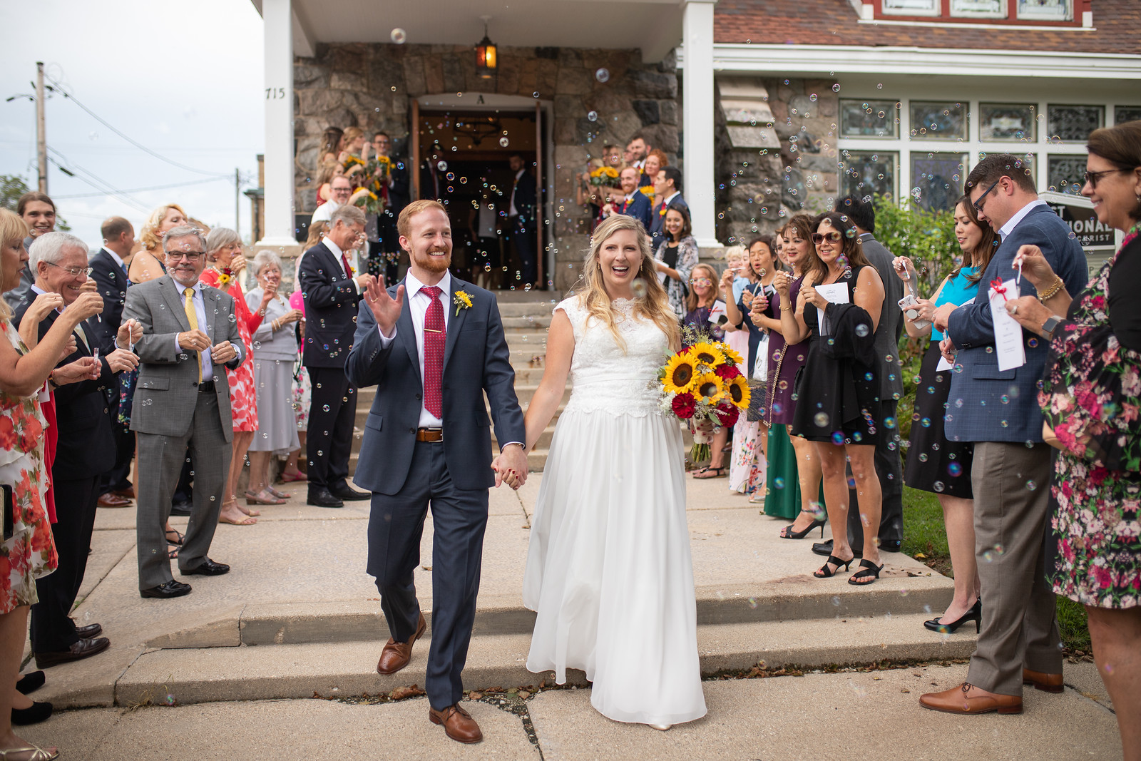 Kelly + Andy at The Abbey Resort (September 2, 2018)