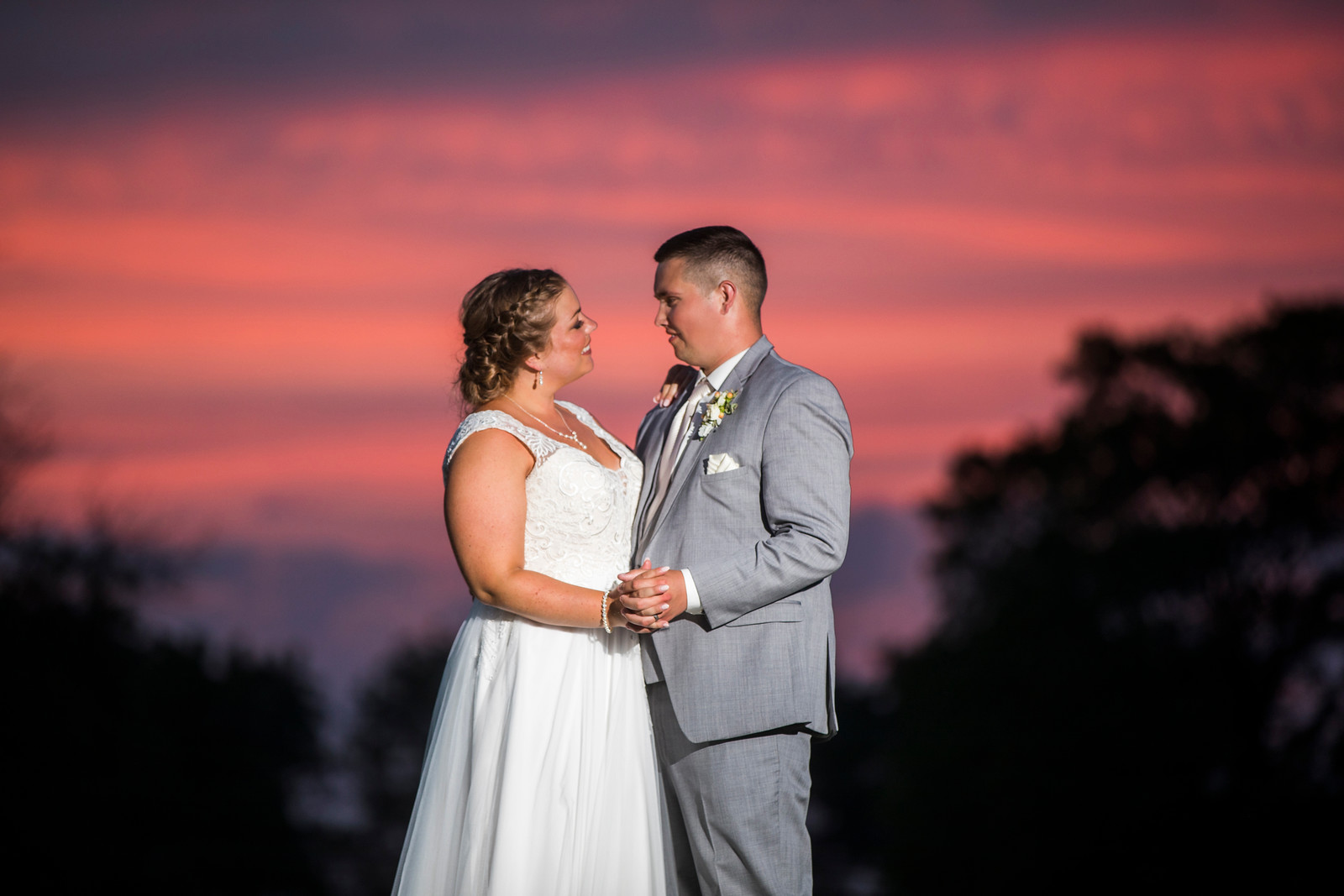 Kaitlyn + Tim at Lake Lawn Resort (July 13, 2019)