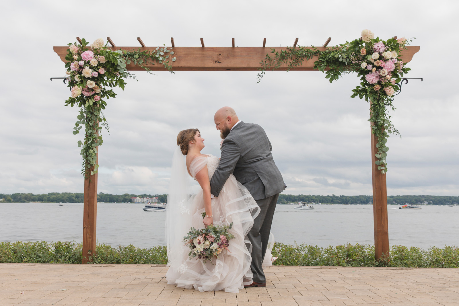 Alyssa + Nate at Lake Lawn Resort (9/1/19)