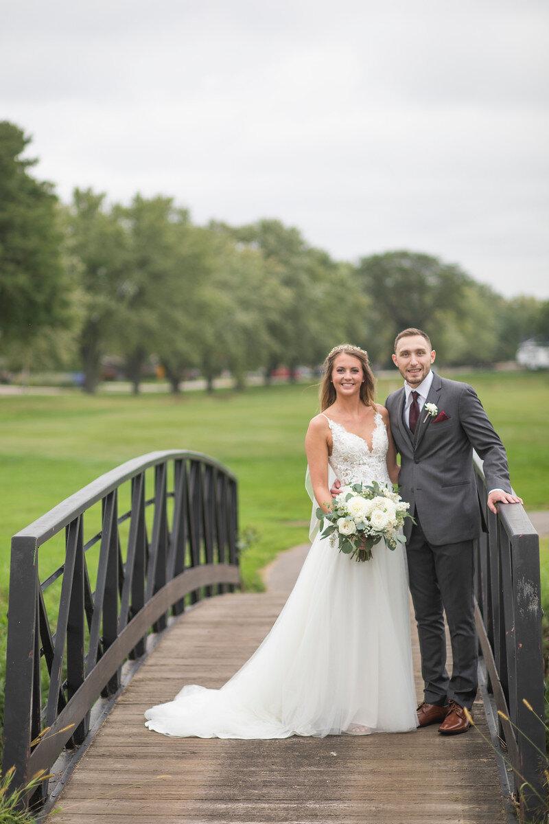 Kayla + Eric at Lake Windsor Country Club (September 21, 2019)