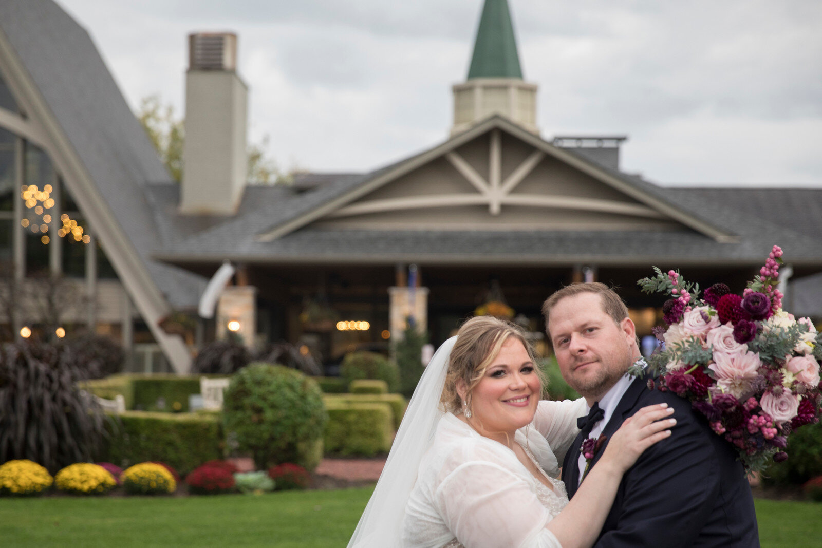 Stephanie + JD at The Abbey Resort (October 5, 2019)