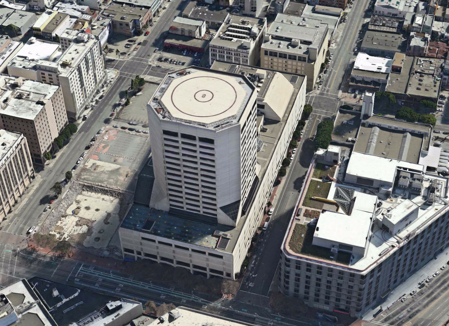 Bank of America Data Center - San Francisco