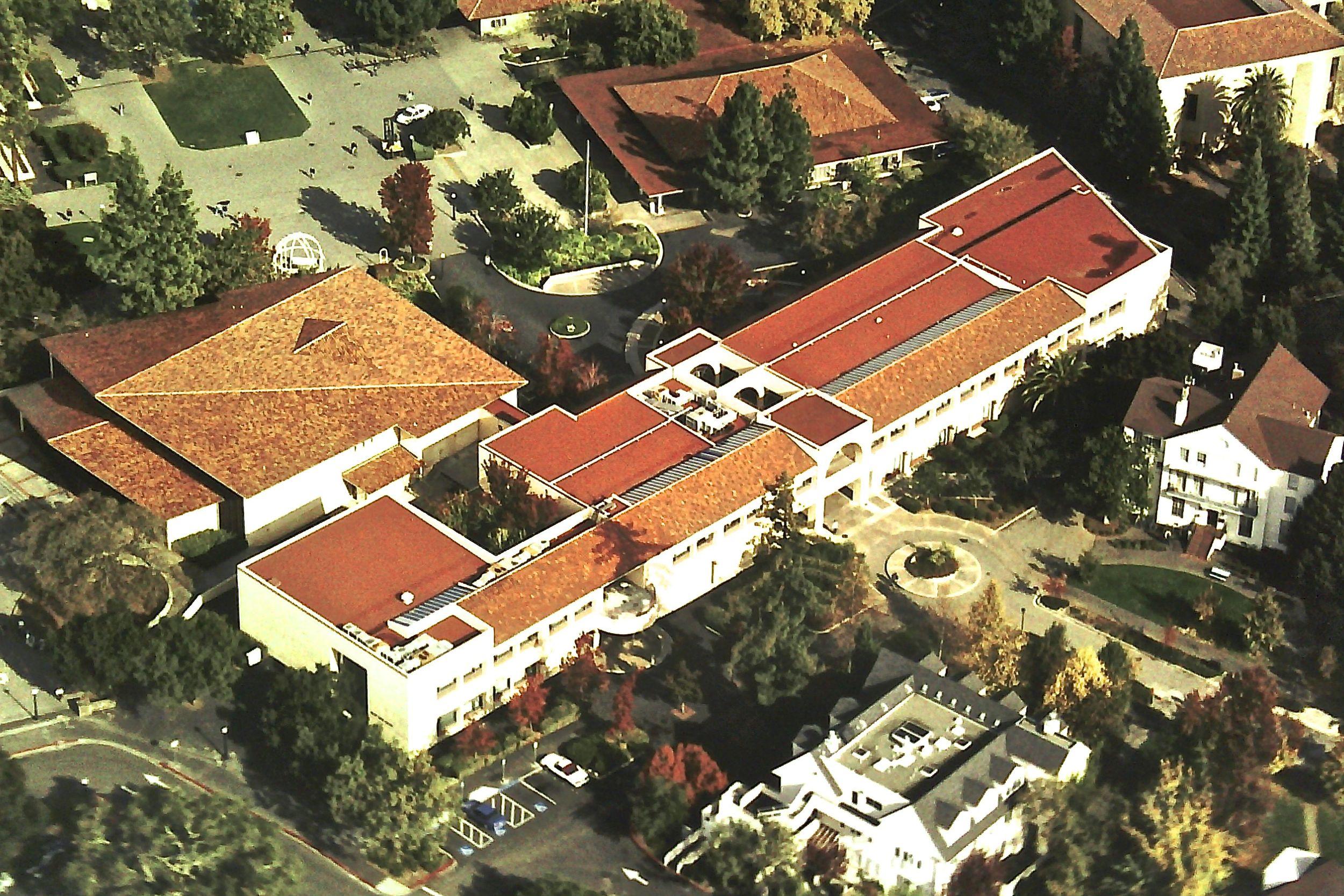 Braun Music Center - Stanford