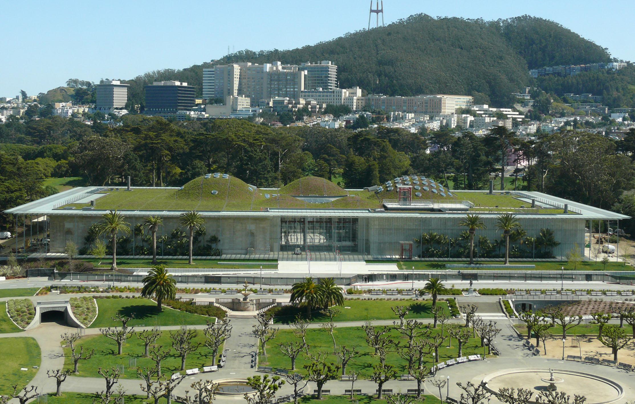 California Academy of Arts and Sciences - San Francisco