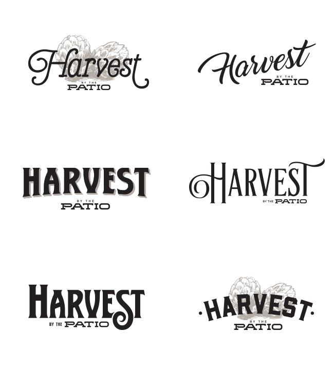 Logo Options Provided