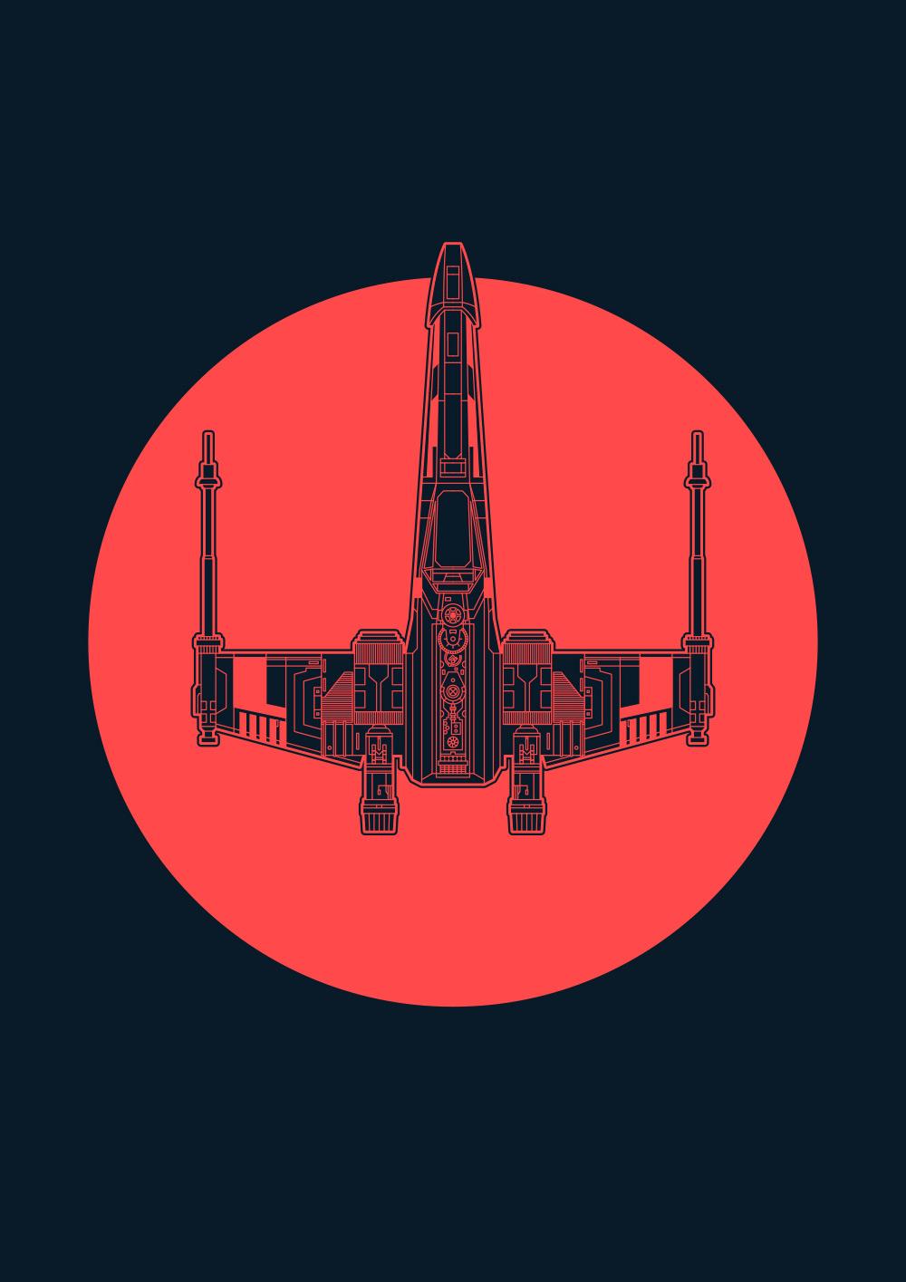 Starships: X-Wing
