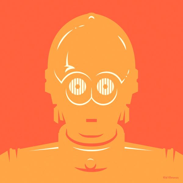 Backup: C3PO – Star Wars