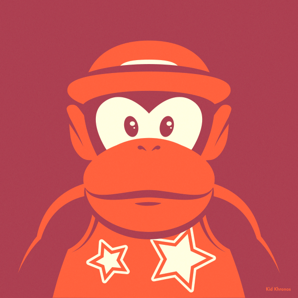 Backup: Diddy Kong – Donkey Kong