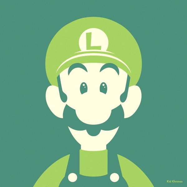 Backup: Luigi – Mario
