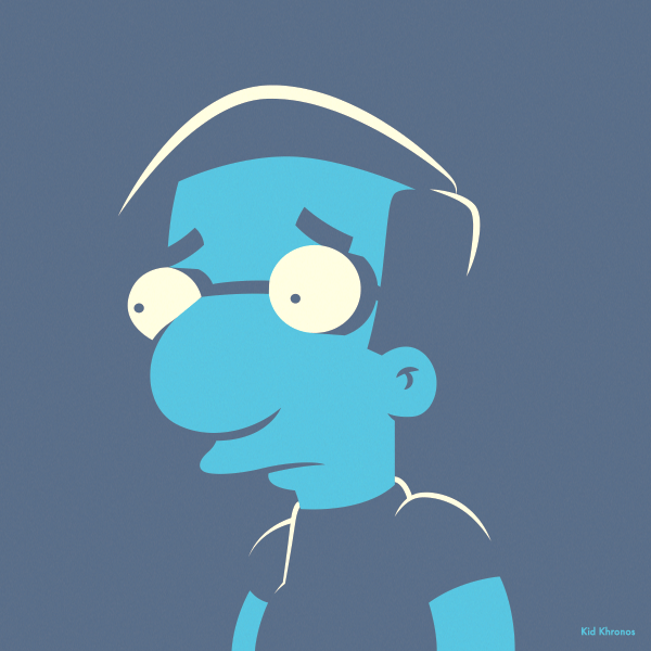Backup: Milhouse – The Simpsons