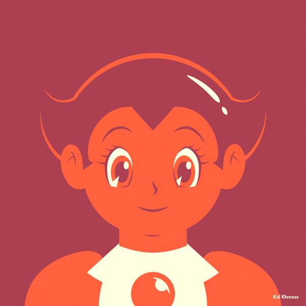 Backup: Uran – Astro Boy