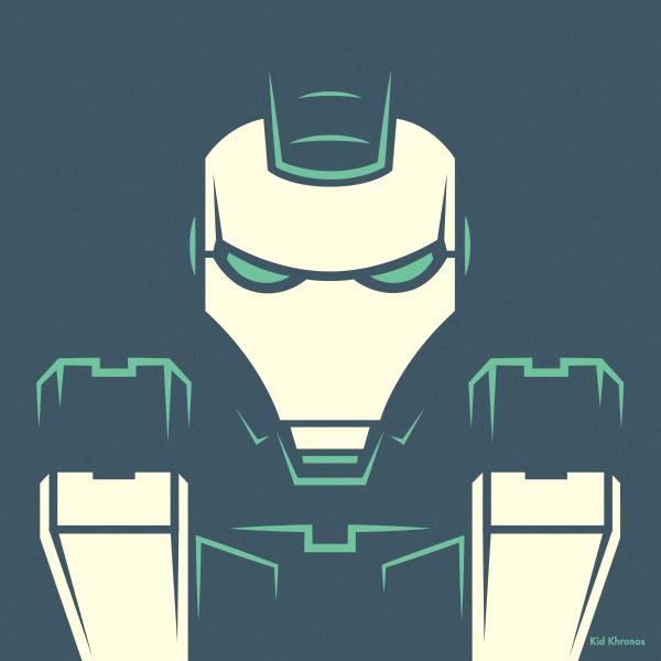 Backup: War Machine – Iron Man