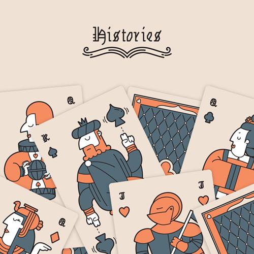 Histories: design
