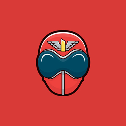 Sentai Red: Red Ranger
