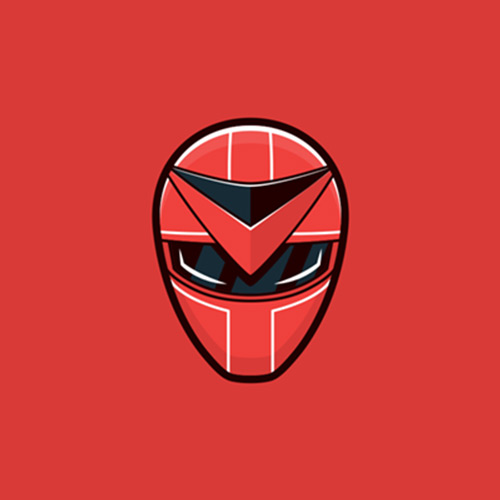 Sentai Red: Red Mask