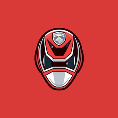 Sentai Red: Deka Red