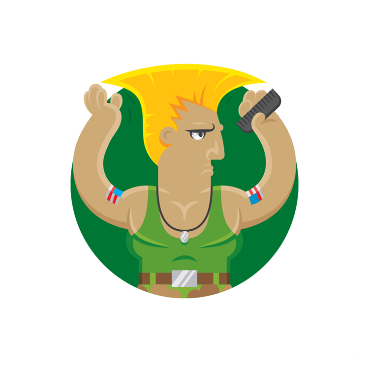 Street Fighters: Guile