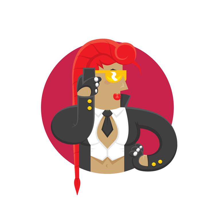 Street Fighters: C. Viper