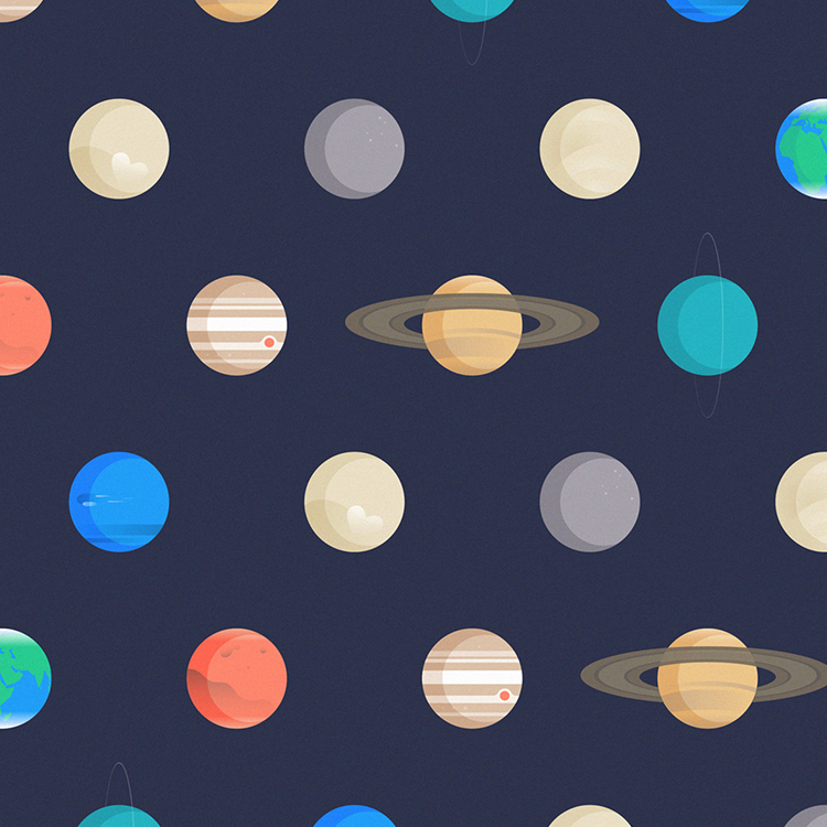 Patterns: Planets
