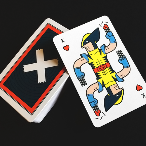 Uncanny Cards: Wolverine