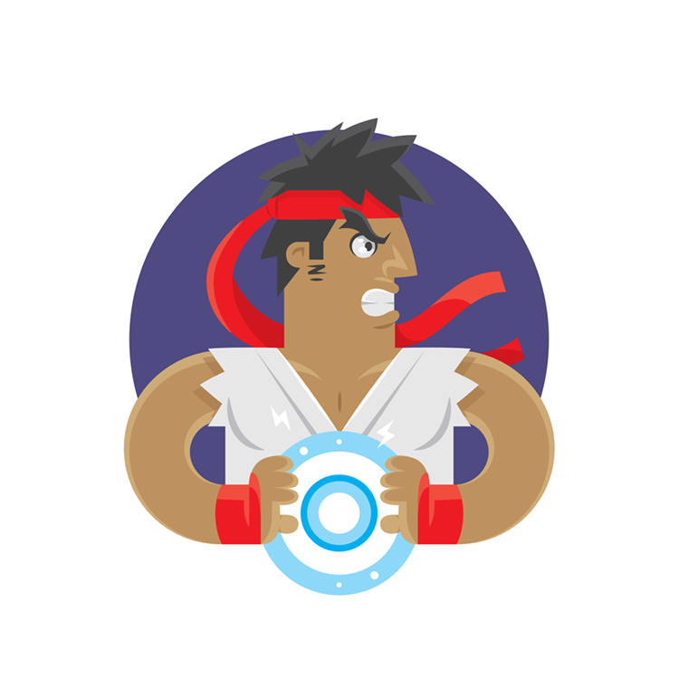 Street Fighters: Ryu