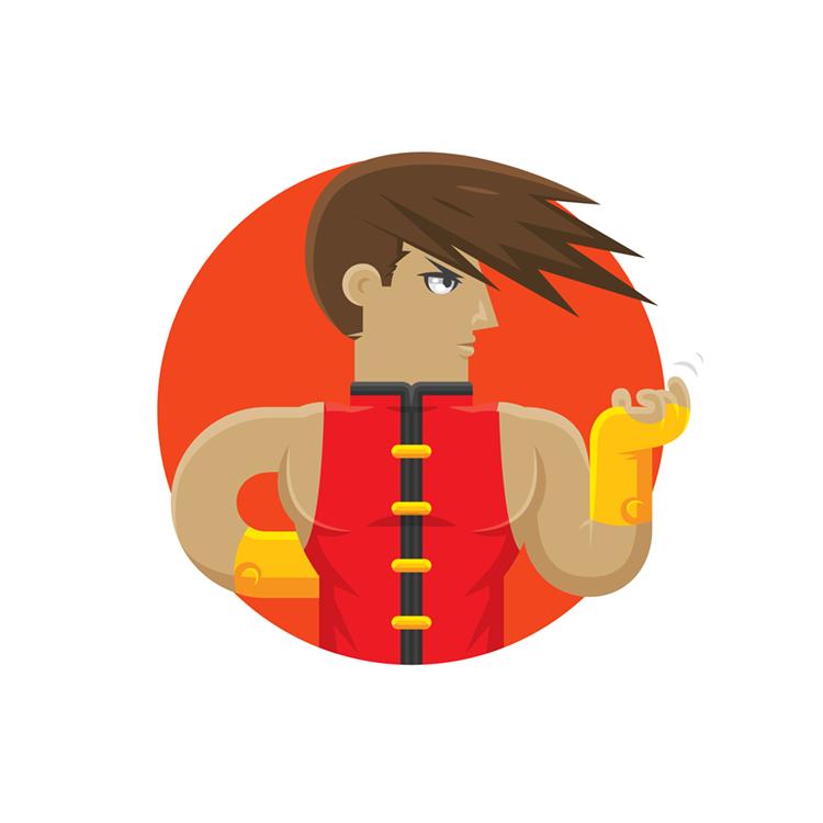 Street Fighters: Yang