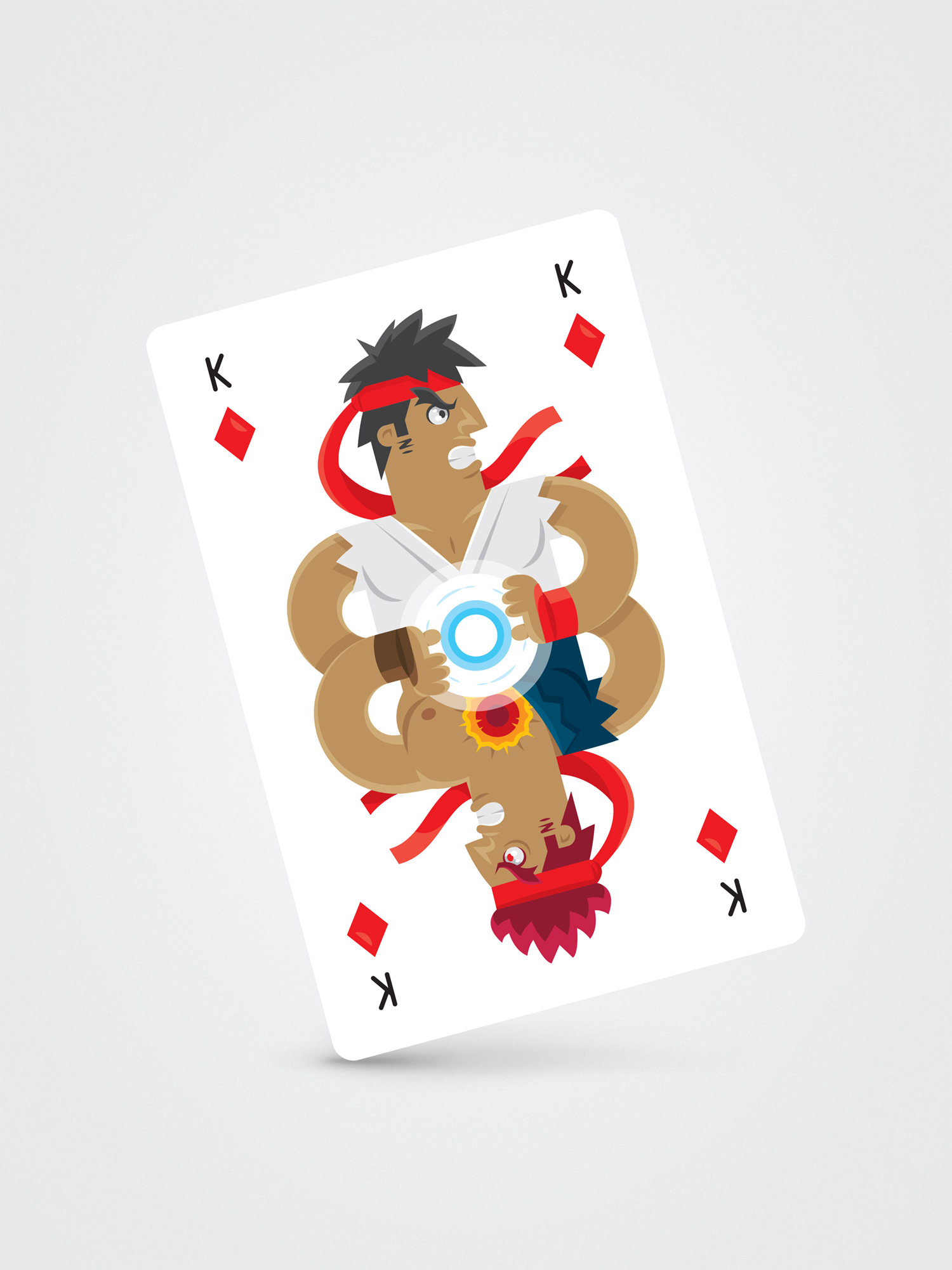 Ryu – King of Diamonds