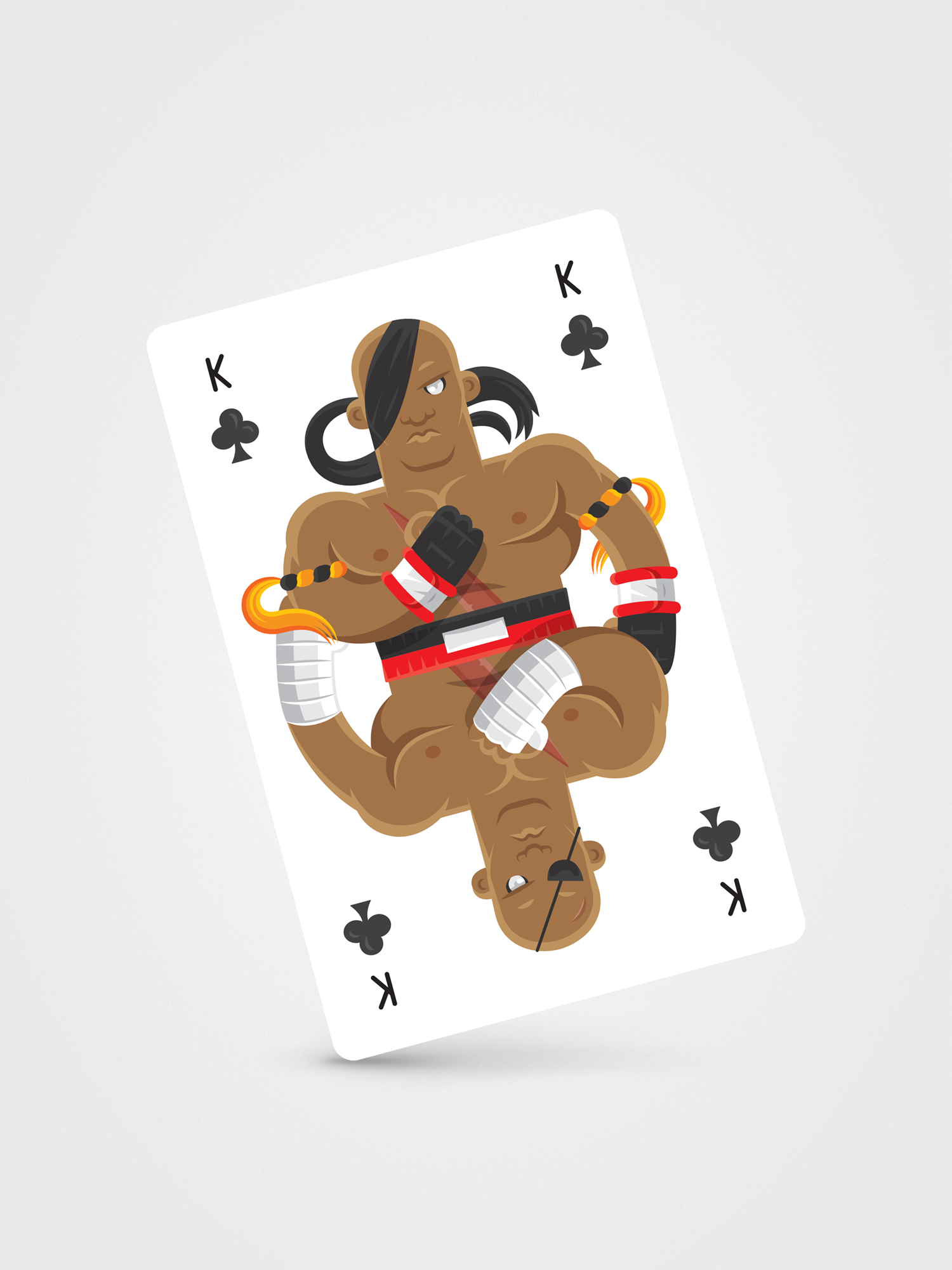 Sagat – King of Clubs