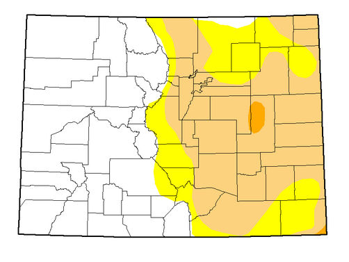 Drought Conditions Feb 3 2017