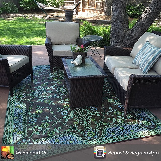 Recycled outdoor rugs!!! @theworkroomict #shopsmall