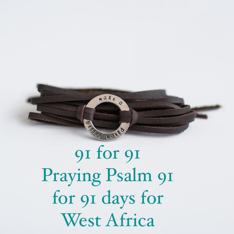 Ebola-Free West Africa Prayer and Promotion