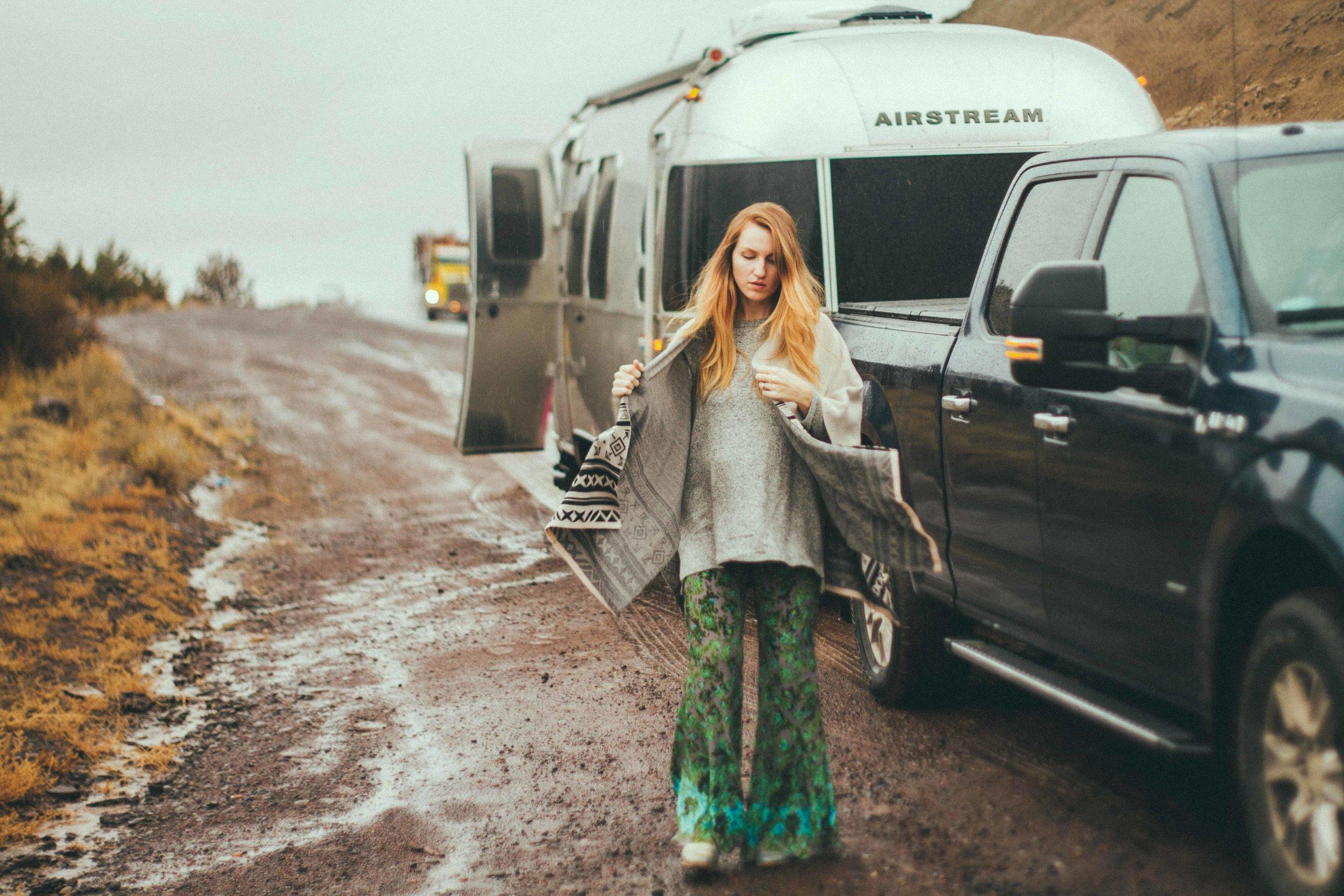 Pilgrim on Airstream's Endless Caravan - Exploring Oregon