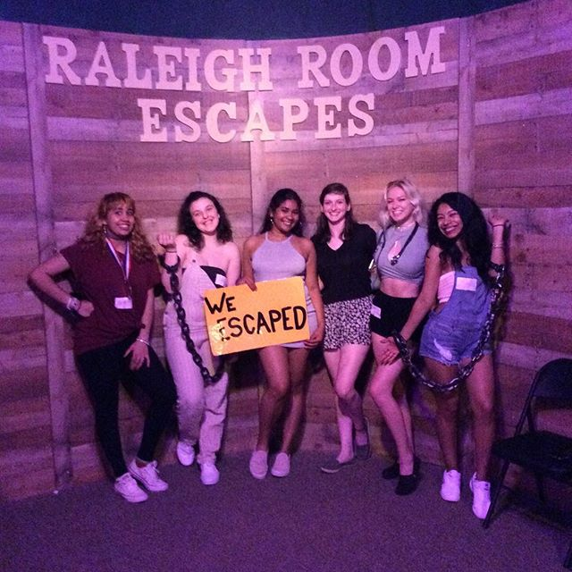 It's almost the end of the shenanigans at RRE! Book now before it's gone!