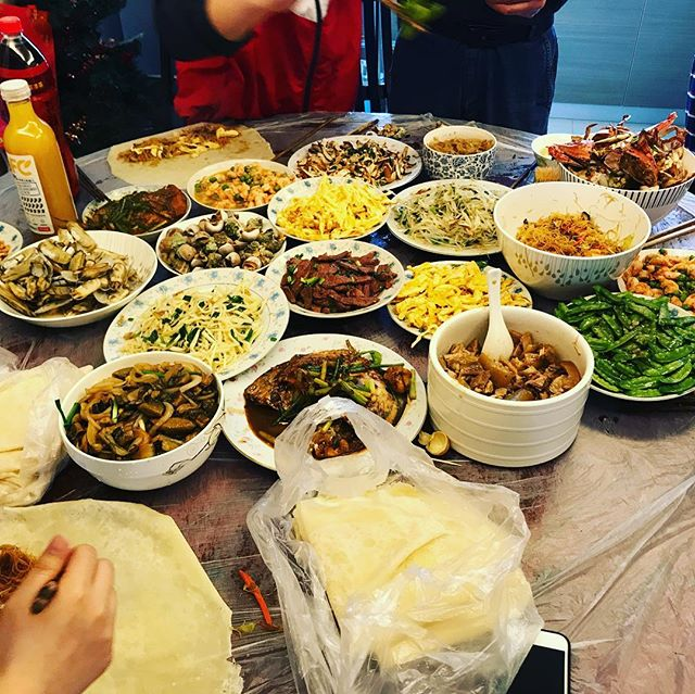 China wins on food. And transportation. But mainly food (especially homemade food). 🤤