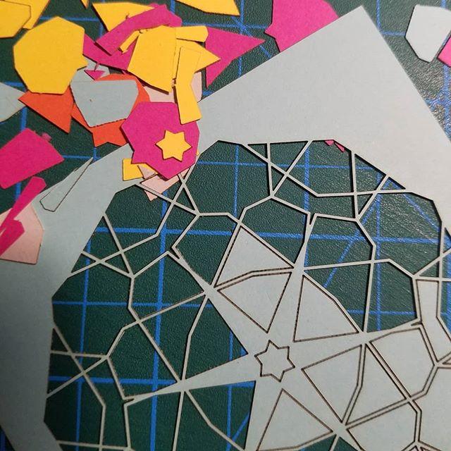 Zap & sew  #papercut #book