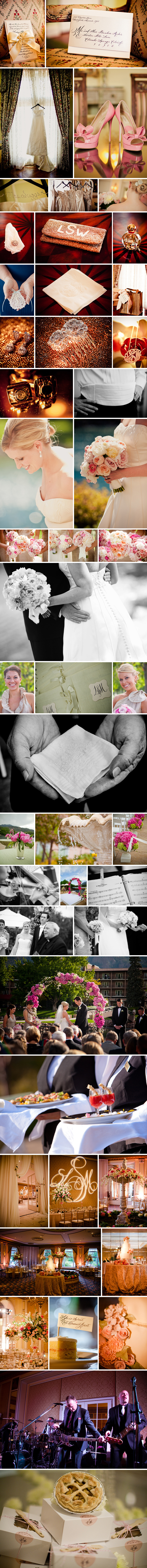 The Wedding Details - Broadmoor