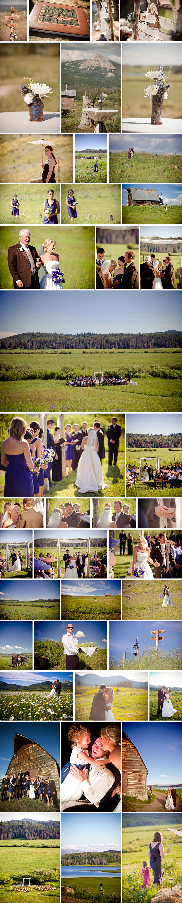 Steamboat Springs Wedding, Fetcher Ranch Wedding, Fetcher Barn Wedding