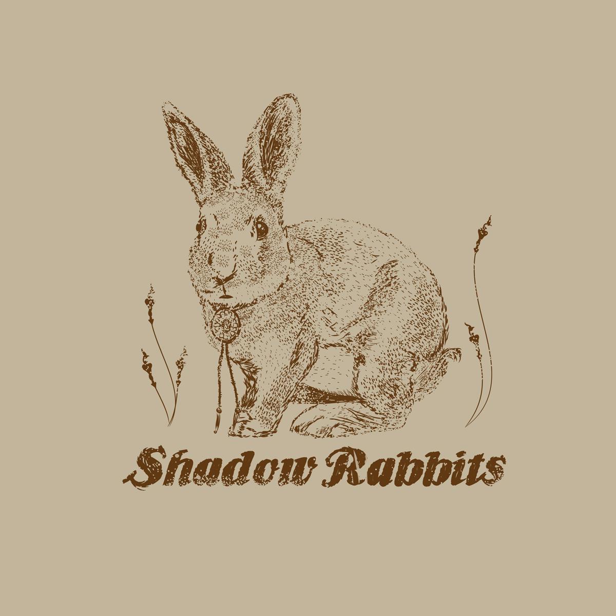 Shadow Rabbits Storybook T-shirt Design
