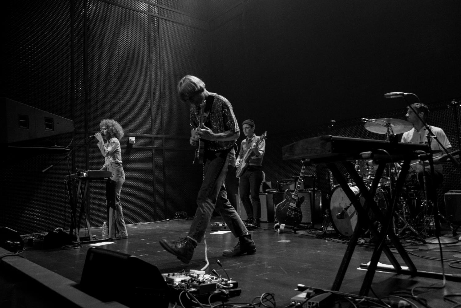 TENNIS - MUSIC BOX - 11/24/17        SAN DIEGO, CA.