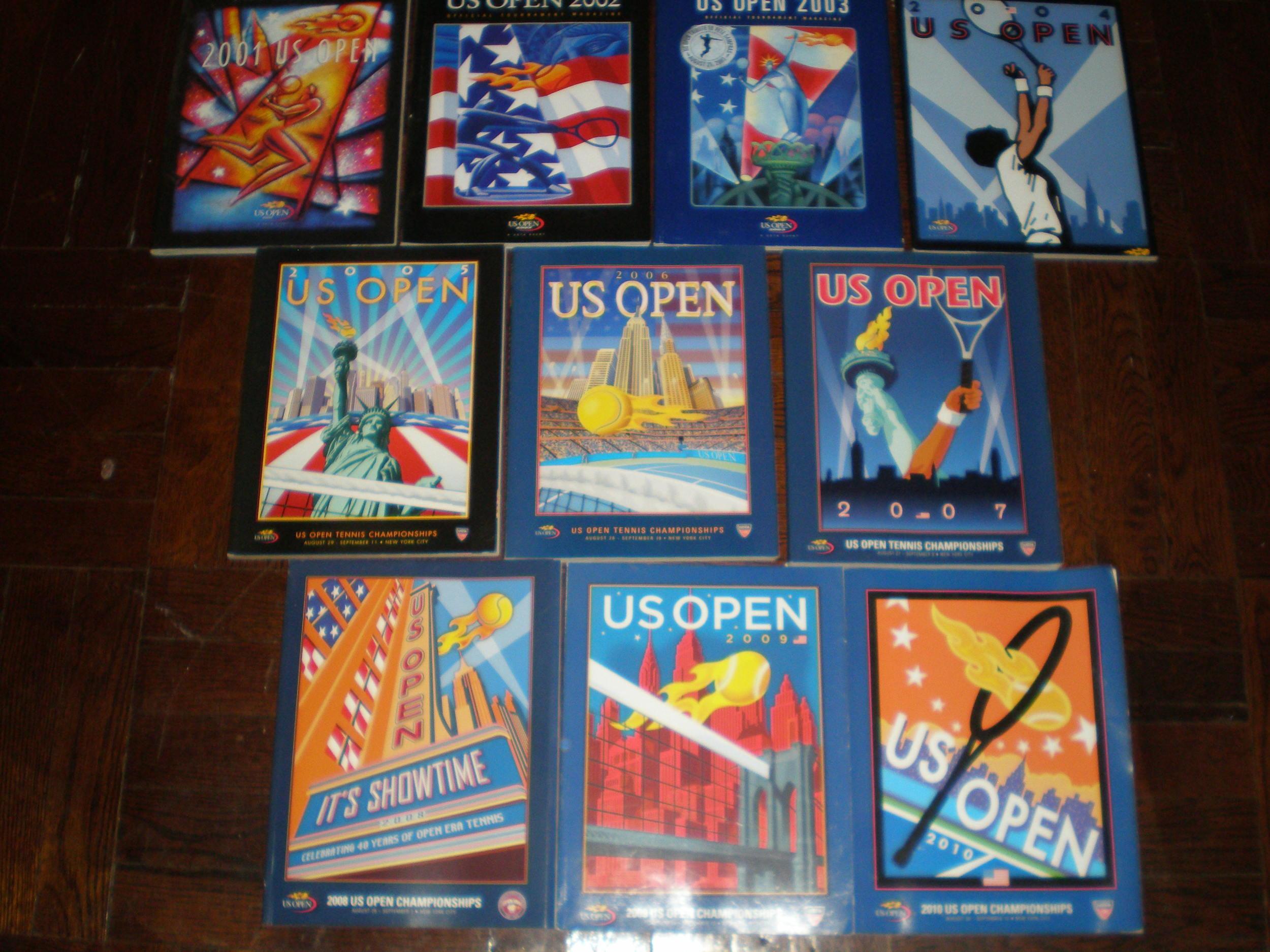 My Top 10 US Open Memories