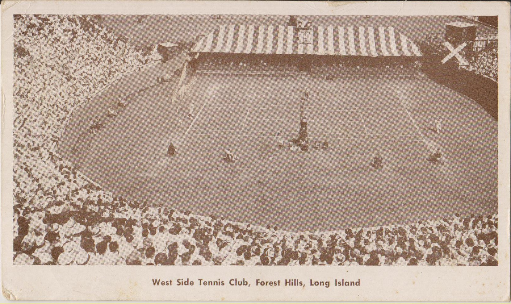 US Open 1948- My Dad's blog post