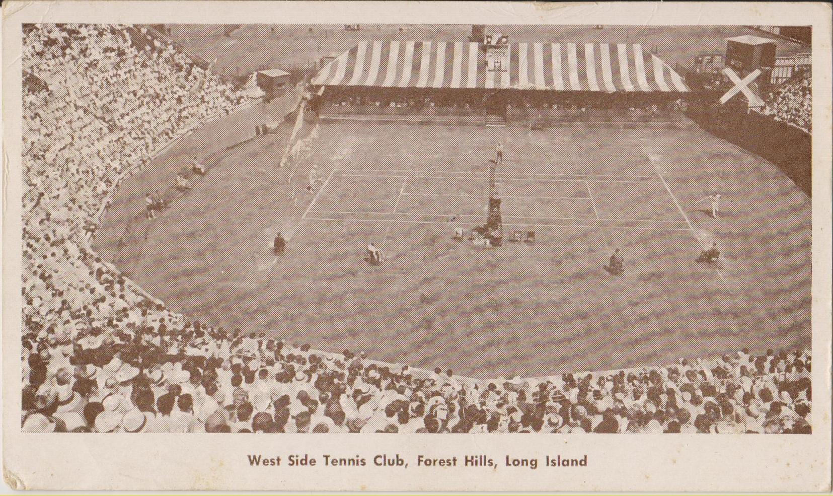 US Open 1948- My Dad's blog post