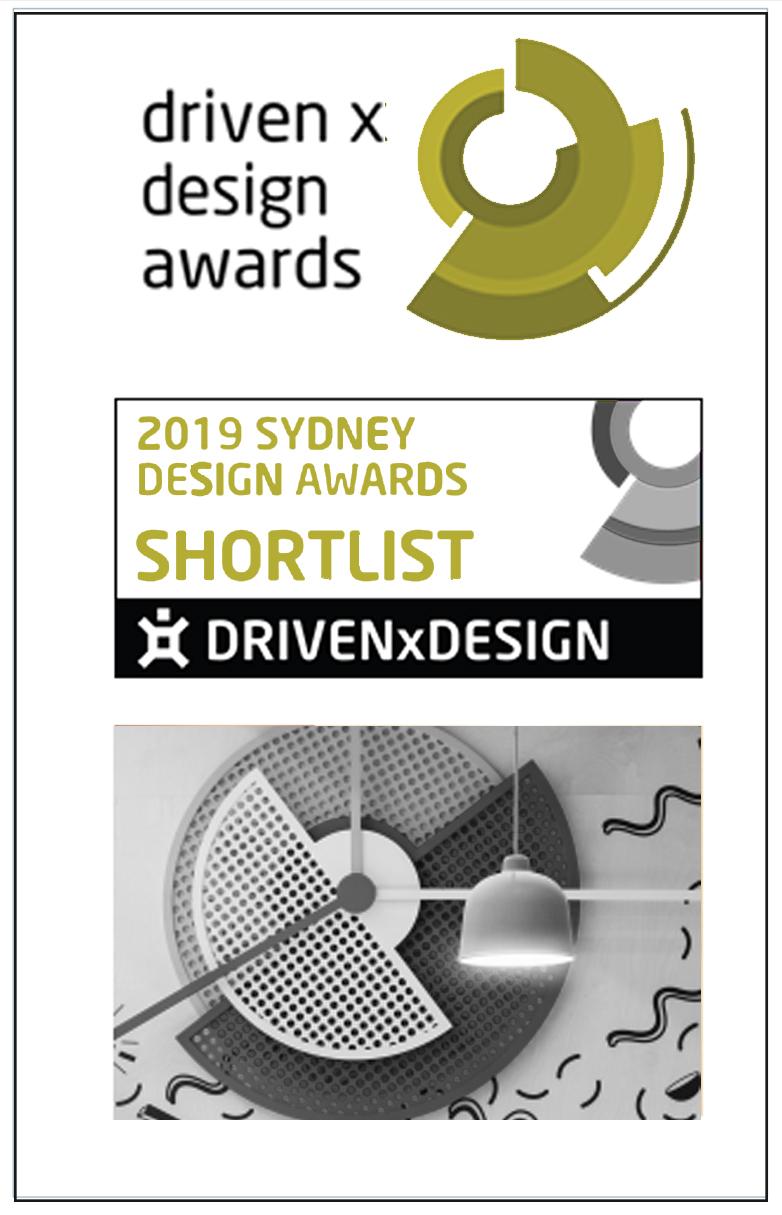 SYDNEY DRIVENxDESIGN AWARDS - Shortlisted | Noodle Time | Hospitality