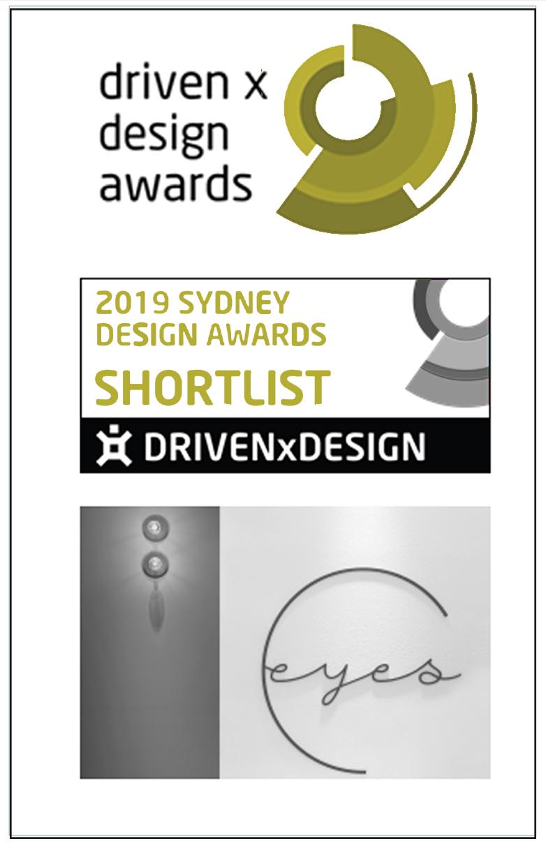SYDNEY DRIVENxDESIGN AWARDS - Shortlisted | Eyes Optical - Kotara | Retail