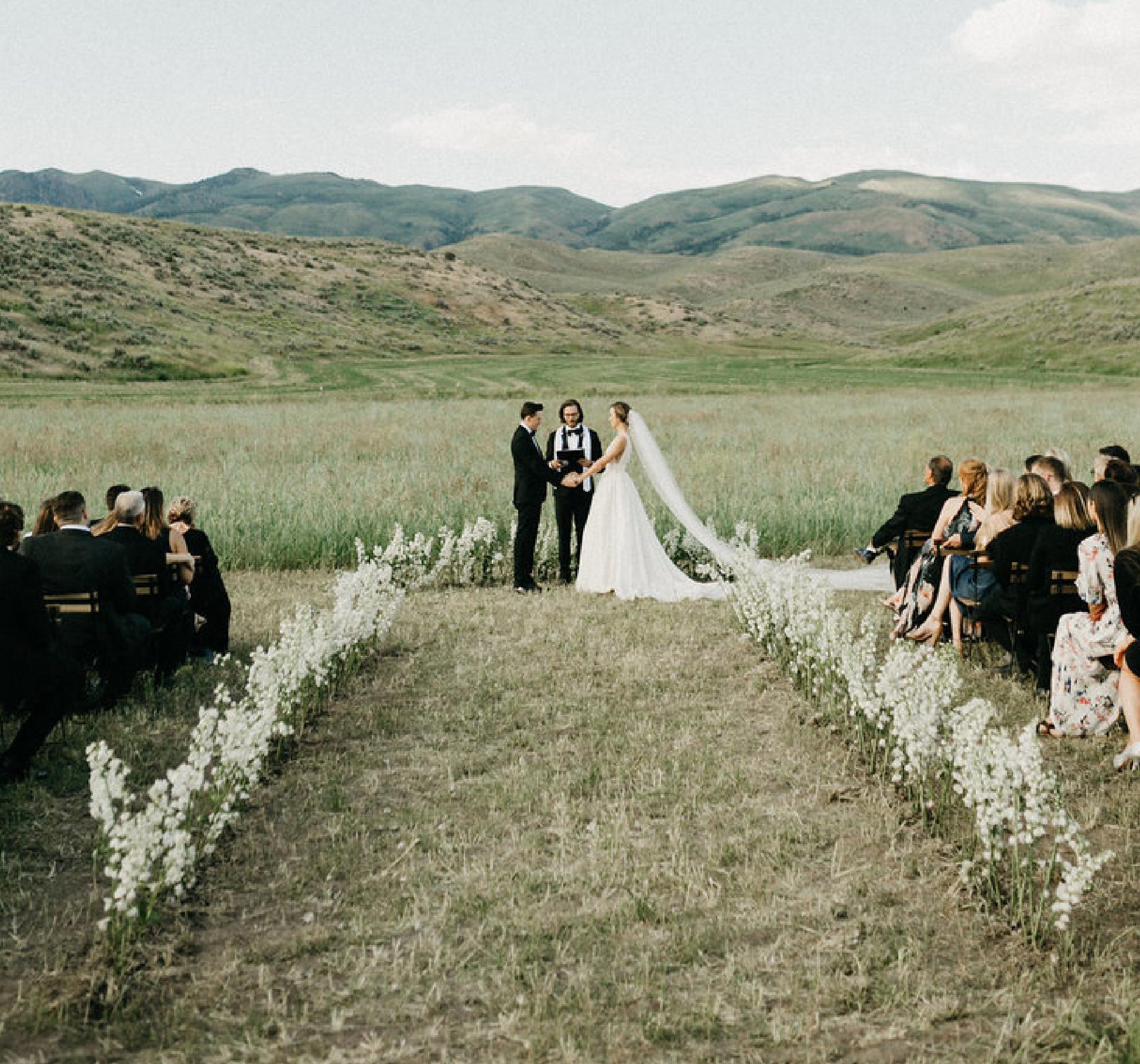 Wedding // Idaho