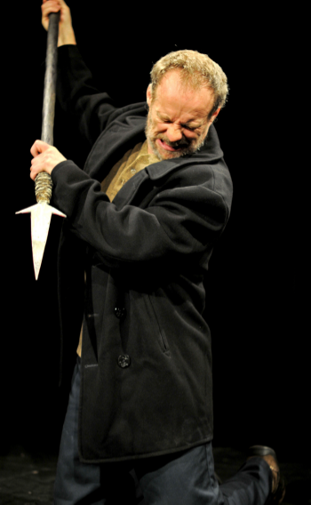 Rod Gnapp in  Moby Dick - Rehearsed