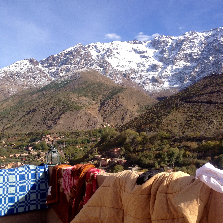 Imlil -Morocco