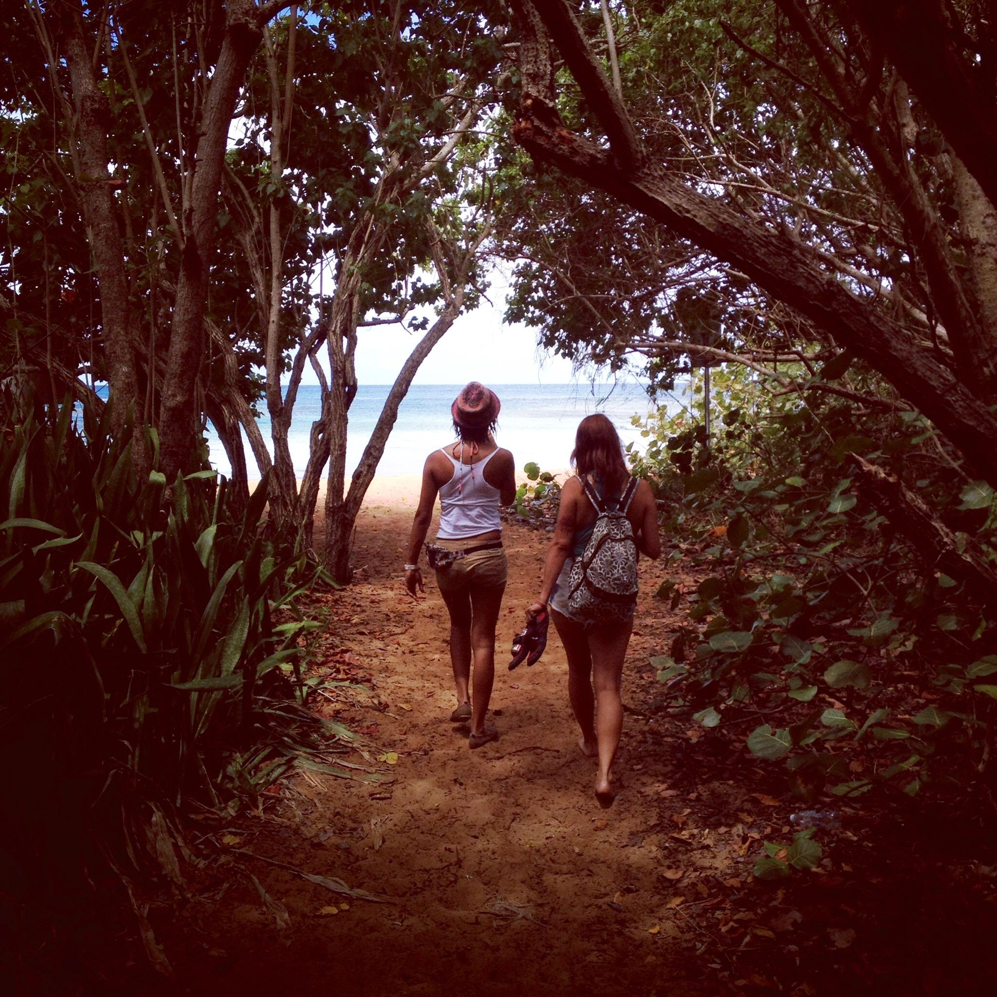 Playa Escondida - Puerto Rico